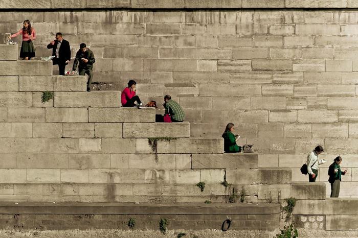 Утро воскресенья. Автор фото: Radu Mihai Iani.