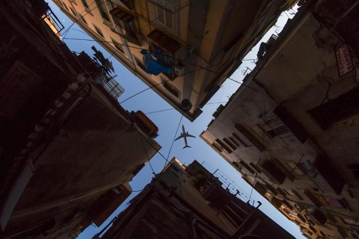 Тем временем в Неаполе.  Автор фото: Radu Mihai Iani.