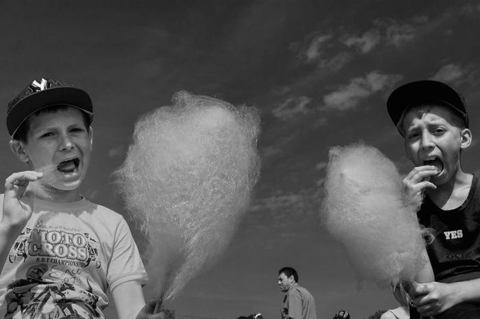 Поглотители облаков. Автор фото: Radu Mihai Iani.
