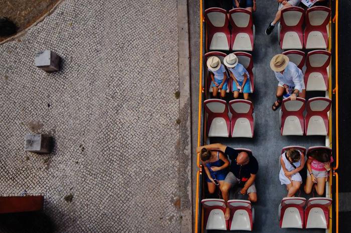 Туристы. Автор фото: Radu Mihai Iani.