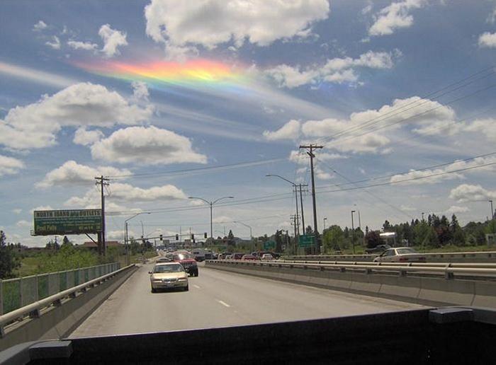 Штат Вашингтон, июнь 2006 года.