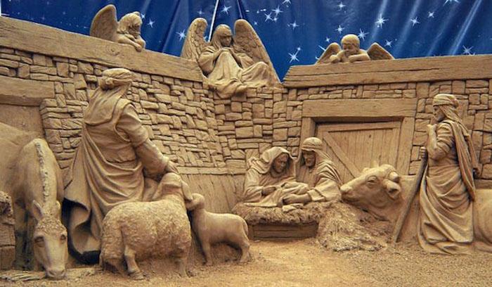 Ray Villafane: Рождество.