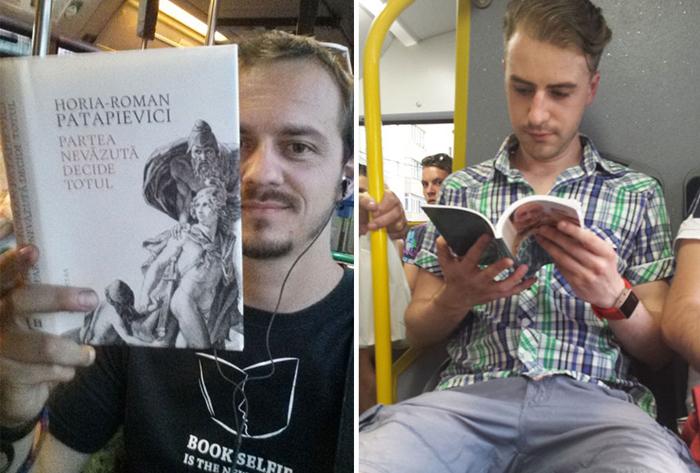 Чтение в транспорте может приносить и материальную выгоду!
