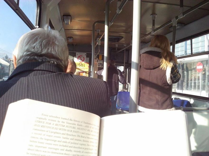 Благодаря общественным начинаниям теперь в одном румынском городе читатели в почете и выгоде.