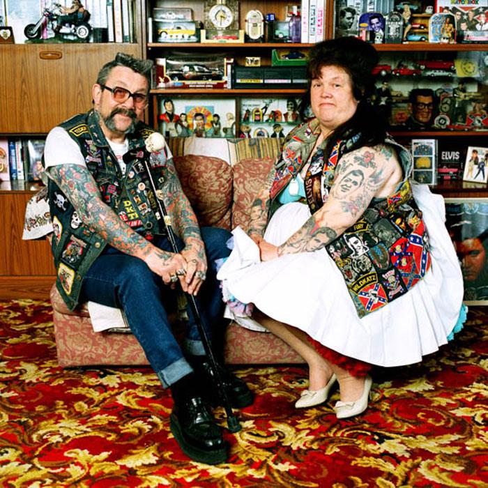 Мик и Пегги Варнер. Автор фото: Muir Vidler.
