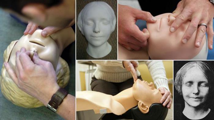 Манекен «Воскреси Анну» является одним из самых популярных манекенов, продающихся по всему миру.