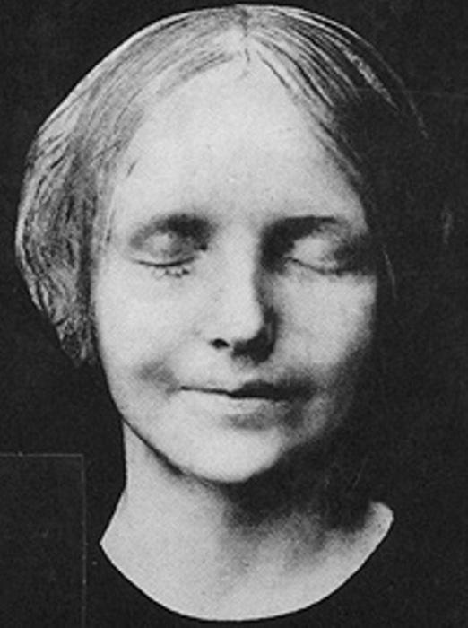 Мона Лиза из Сены.