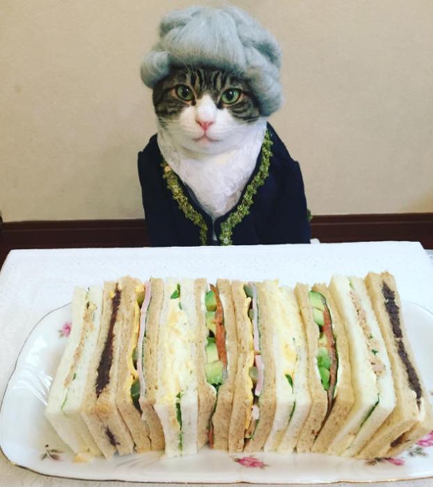 3 ноября в Японии отмечают День сандвича. Instagram rinne172.