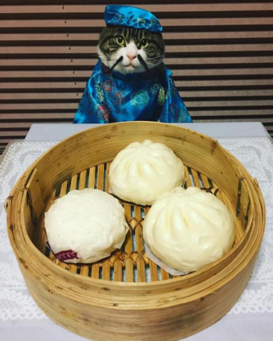 25 января в Японии - день китайских булочек на пару. Instagram rinne172.