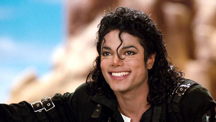 Король поп-музыки Майкл Джексон.