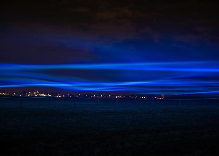 Waterlicht - *водный свет*.