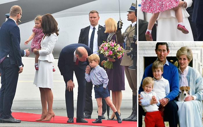 Британские монархи.