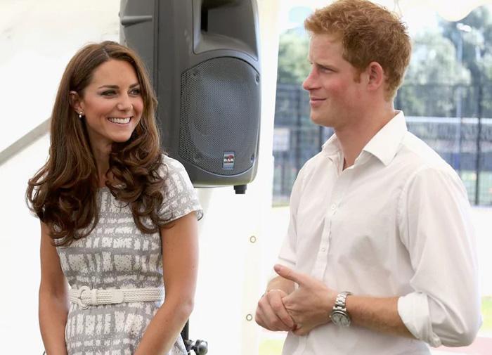 Кейт и Гарри.