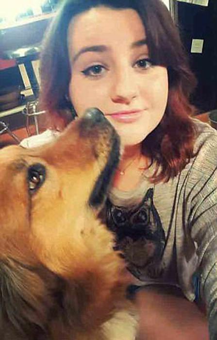 Изабель Дюбуа учится в колледже Форт Льюис и живет в Колорадо.