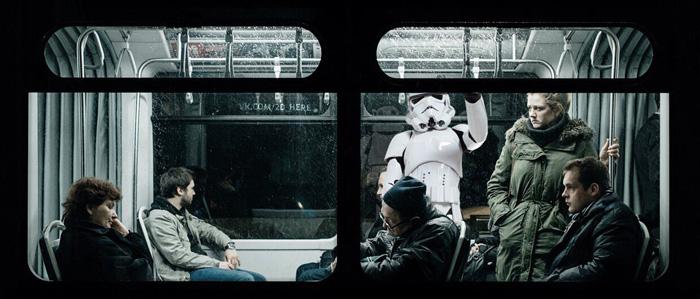 Скорей бы домой. Star Wars