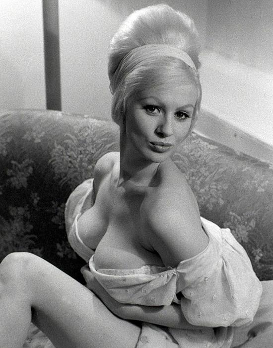 Сабрина в Лас Вегасе в 1962 году.