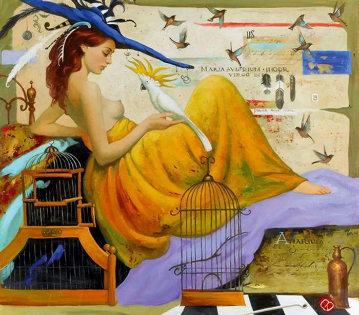 Aviarium. Автор: Игорь Самсонов.