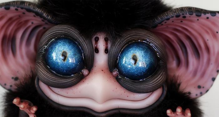 Гипнотизирующие глаза. Автор: Santaniel.