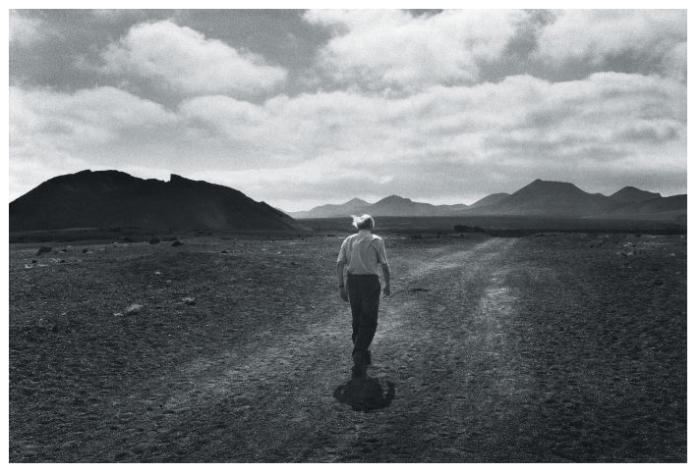 Хосе Сараманго, Канарские острова, 1996г.