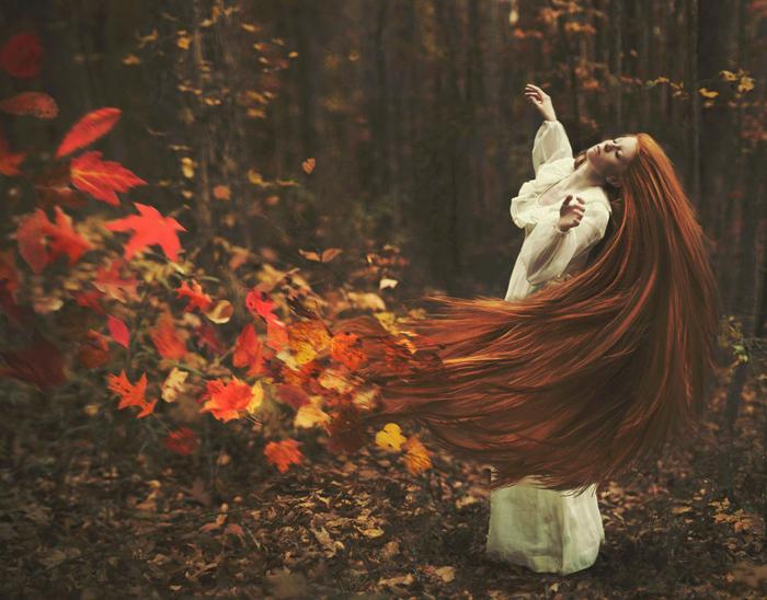 Волшебные фотографии Шелби Робинсон.