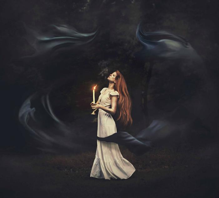 Снимки, полные магии и волшебства.