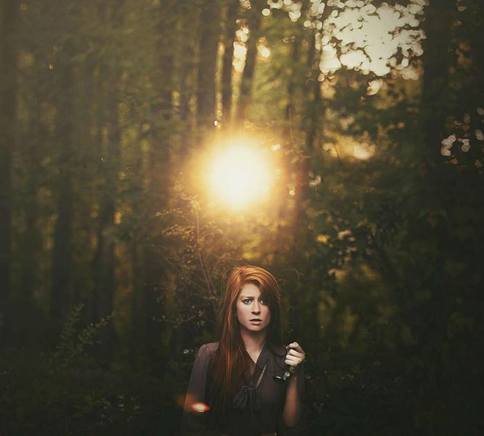 Магия леса в объективе Шелби Робинсон.