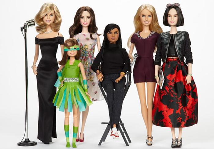 Другие куклы Барби из серии Shero.