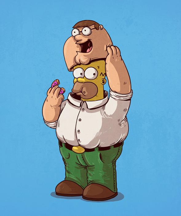 Питер  без маски.