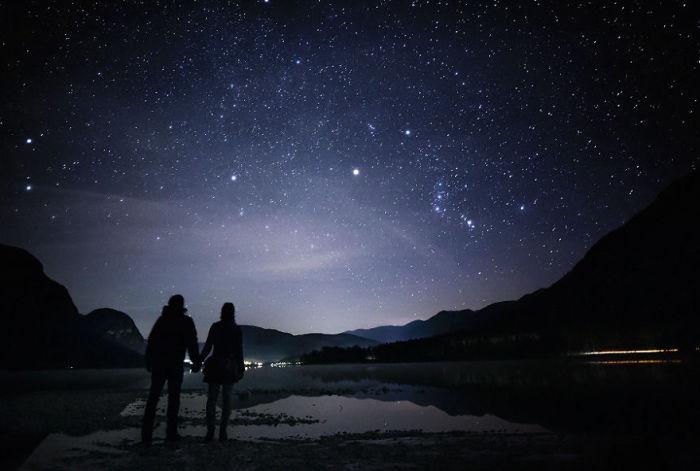 Безграничная романтика. Фото: Mitja Kobal.