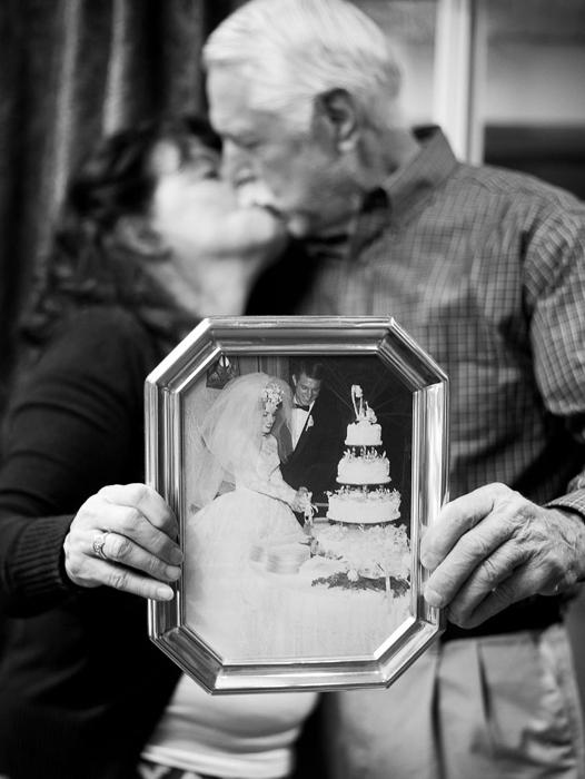 Стив и Шерил 49 лет в браке.