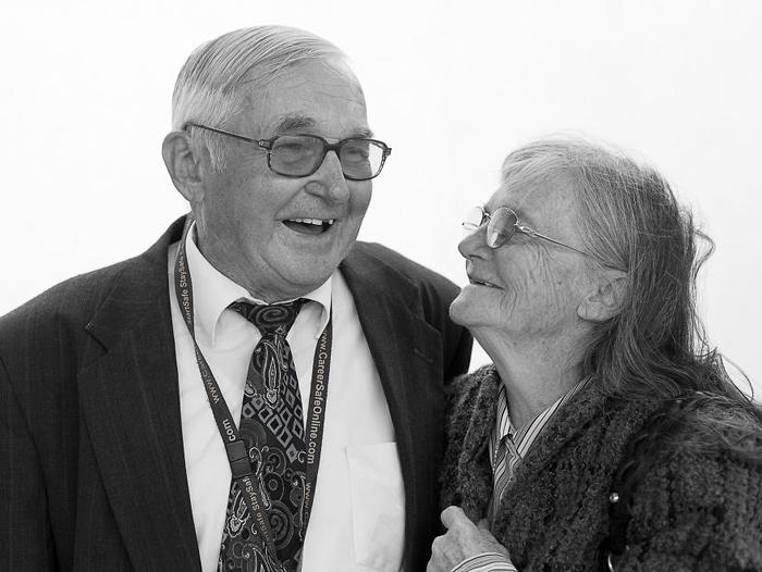 Ллойд и Хелен Фей 64 года в браке.