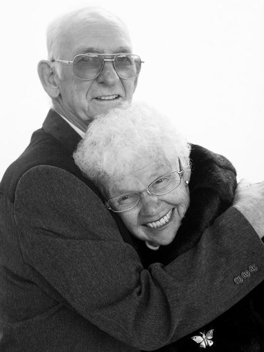 Роберт и Патриция 23 года в браке.