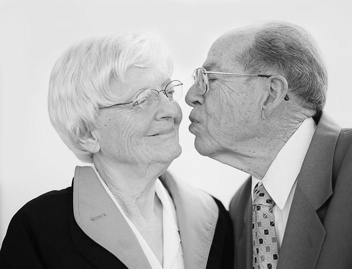 Ченси и Берта 71 год в браке.