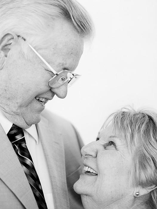 Ян и Ричард 69 лет в браке.