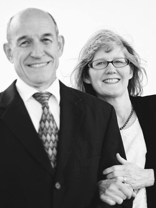 Ларри и Дарилин 44 года в браке.