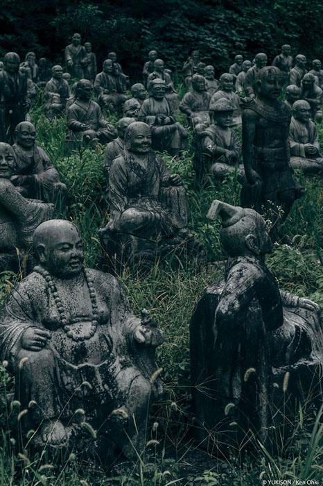 Парк создавался как популярное туристическое место, где люди бы могли отдохнуть.  Фото: Ken Ohki/Yukison.