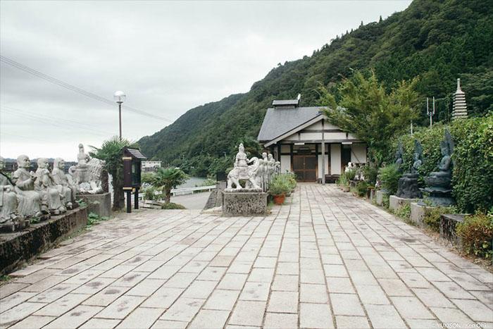 Весь парк находится неподалеку от города Осавано.  Фото: Ken Ohki/Yukison.