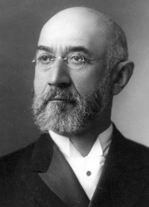 Исидор Штраус в 1903 году. На тот момент он был членом Палаты Представителей от Нью-Йорка.