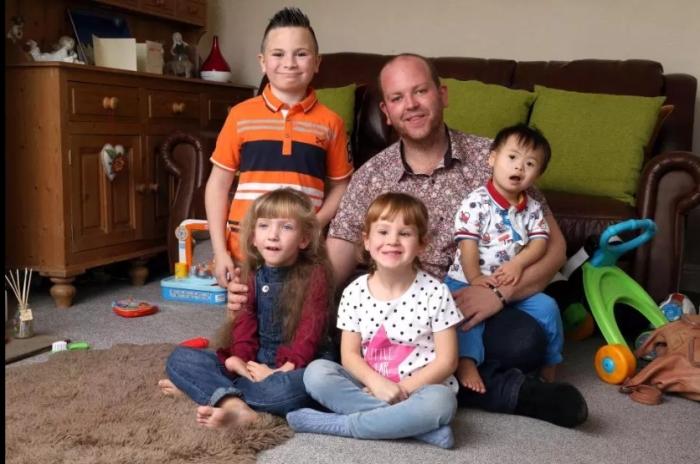 Пятый ребенок в семье появился только в этом году.