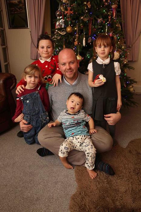Фотография на последнее Рождество.