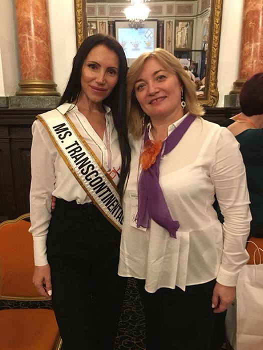 В январе 2017 года Светлана завоевала титул Miss Transcontinental Classic.