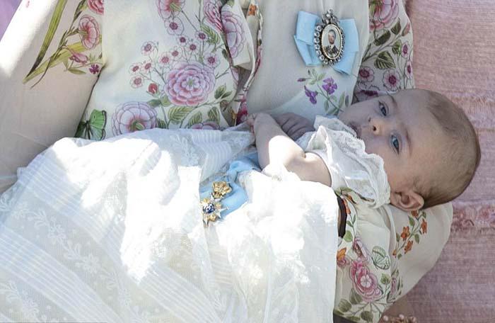Принцесса Адриенна.