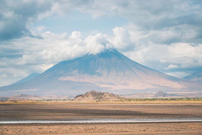 Божественная гора. Автор фото: Vlad Cioplea.
