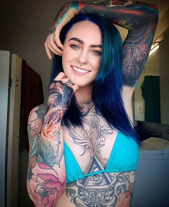 Сара Грей из Аделаиды, Австралия.