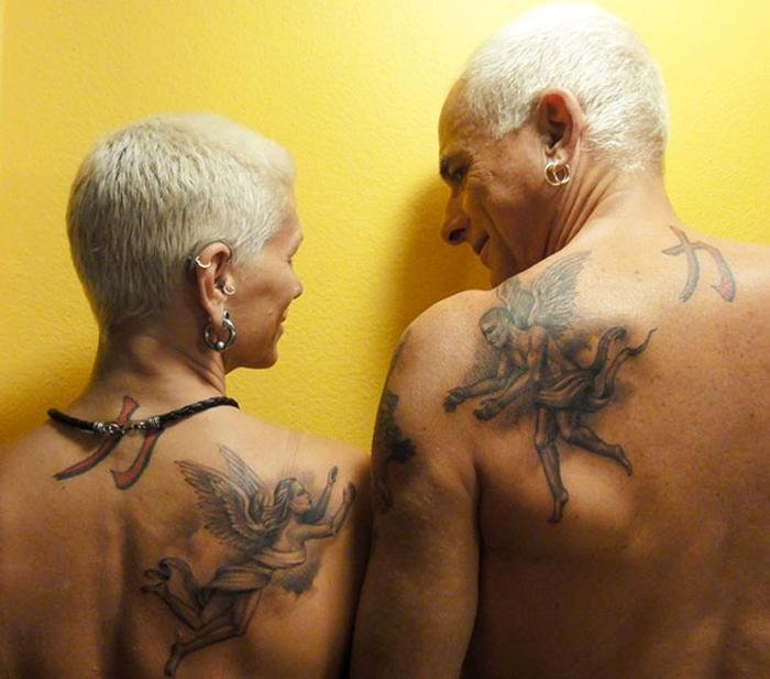 Татуировка на двоих.
