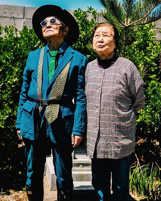 Тетсуя (84 года) и Ро Чико (84 года). Instagram slvr.tty.