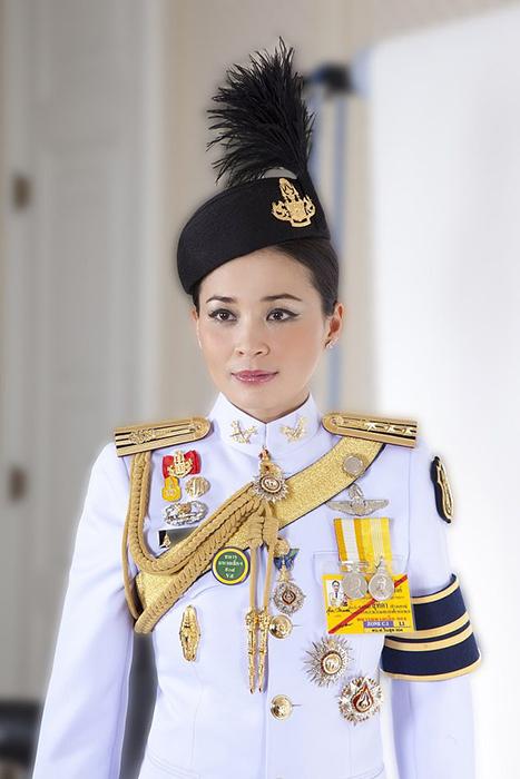 Король Таиланда является профессиональным военным летчиком.