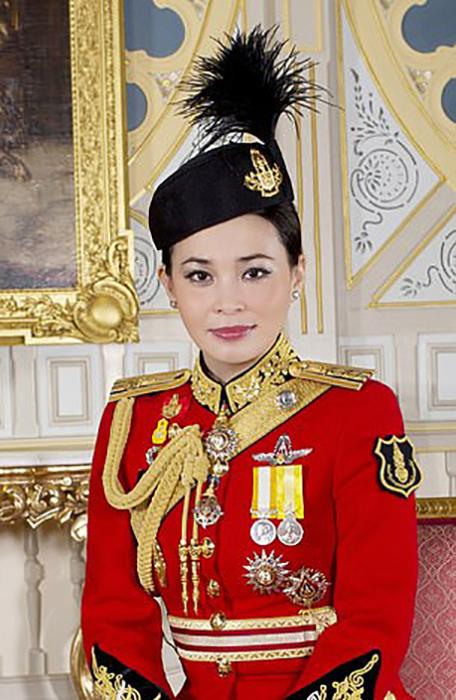 Королева Таиланда.