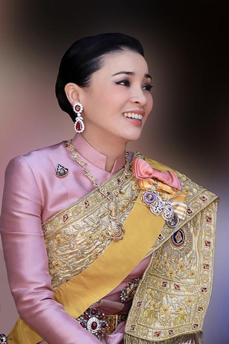 Сутхида Вачиралонгкорн.