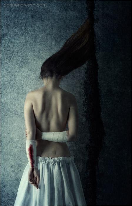 Мертвый угол. Автор: Daria Endresen.
